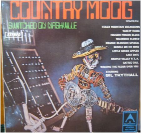 Switched On Nashville by Country Moog