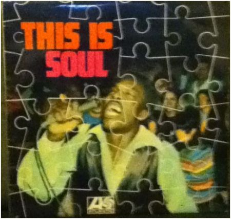 This is soul by various artists