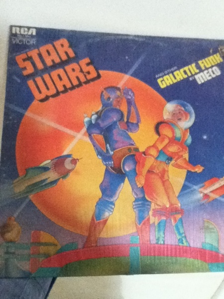 Meco's Star Wars funk album